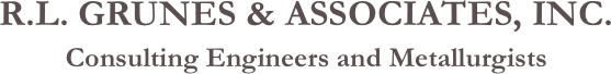 R.L. GRUNES & ASSOCIATES, INC.